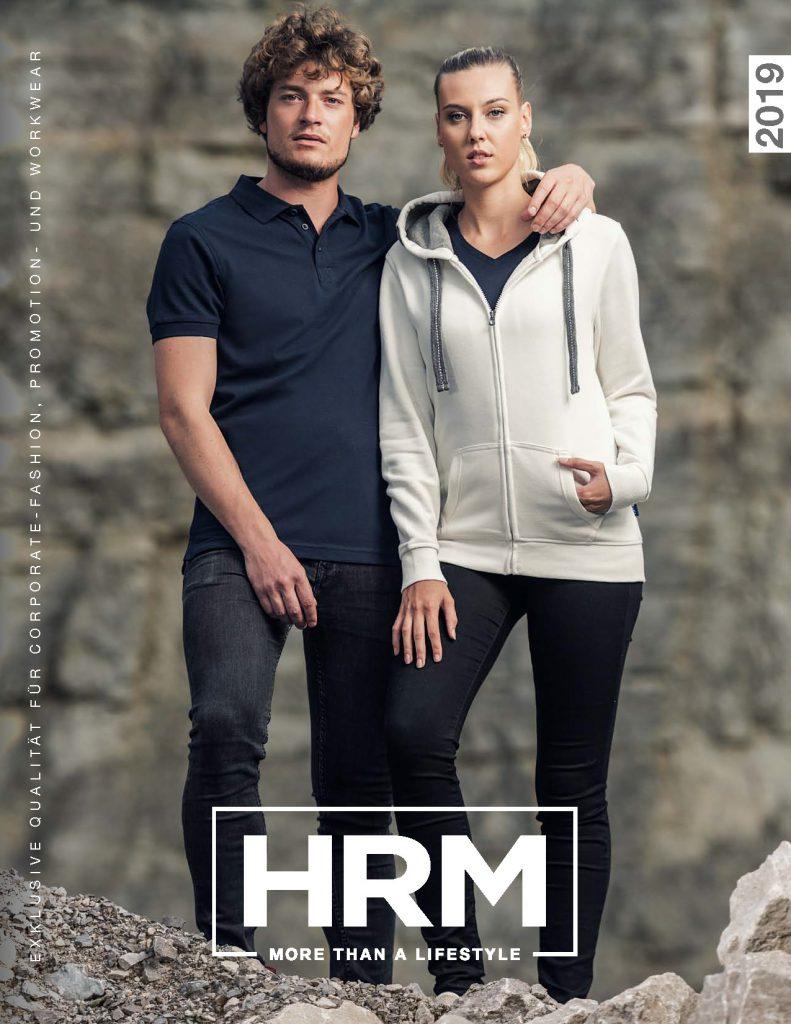 HRM Textil Katalog